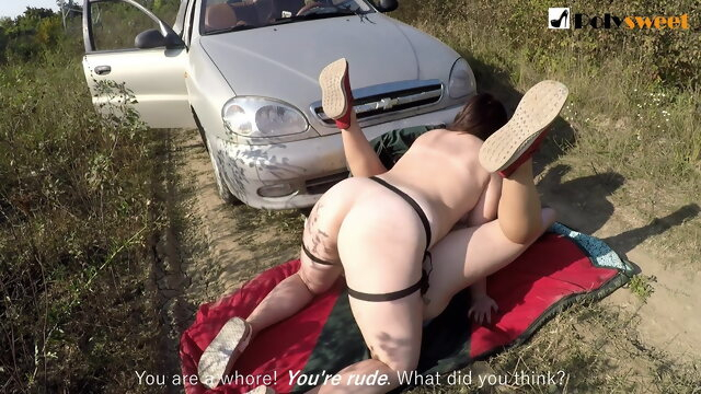 bdsm facial No masks! Public pegging naked, rimming a guy, he cums in his mouth