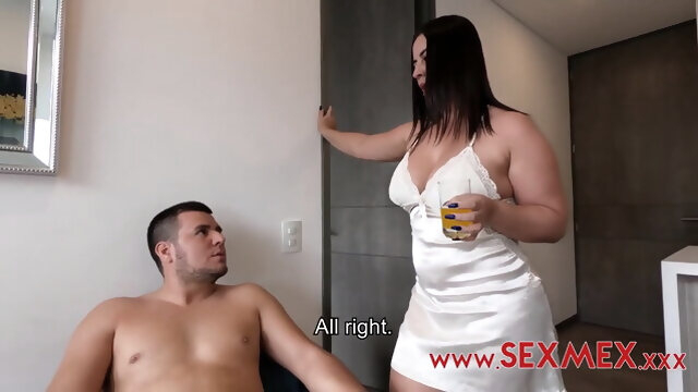 mature anal Seducing her stepson