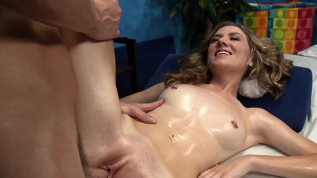 fingering ass Luscious young brunette maiden Alison Faye gets banged hard