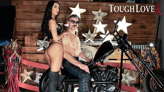 toughlovex dick TOUGHLOVEX Kiarra Kai drops her panties for Karl