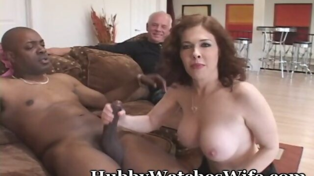 redhead hubbywatcheswife Going Wild For New Sex Tryst