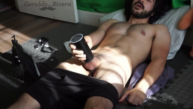latin masturbate US Census Training Videos Turn Me On... So I Jerk Off With My Lelo F1S and Nut On My Tummy (Yummy)