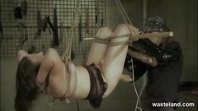bdsm wasteland Tied Up In Every Position Imaginable These BDSM Sluts Are Bound For Orgasms