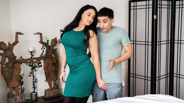 big ass anal Sheena Ryder & Ricky Spanish in Don't Tell Your Brothers