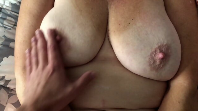 milf mature 63 year old Woman and Younger Man Fucking