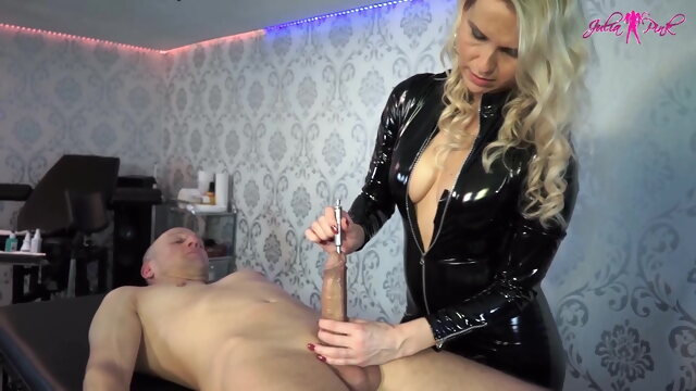sex toy blowjob Hard fucked by his dick