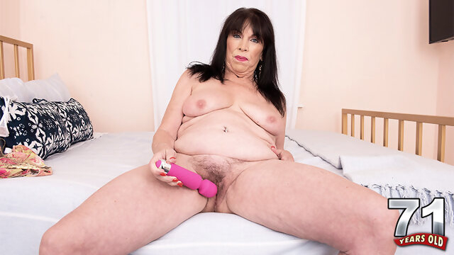 big tits big ass Surprise It's 71-Year-Old Christina Starr - Christina Starr - 60PlusMilfs