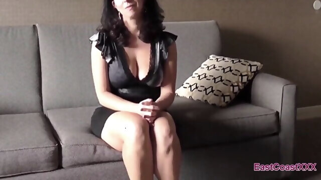 milf brunette Brooke Bennott - Don't Tell My Husband