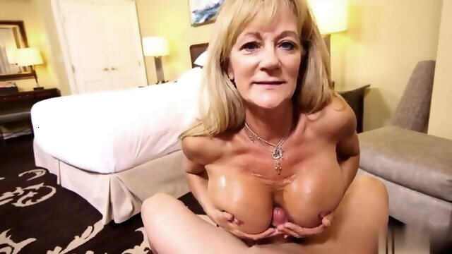 blowjob blonde The start of my granny fetish 0293