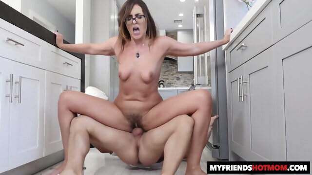 brunette big ass Peter Green and Helena Price - Mrs. Price Fucks Her Daughters Boyfriend